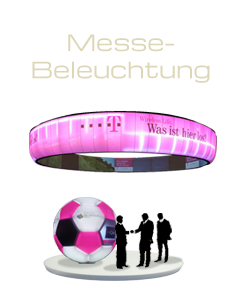 Messe-Beleuchtung